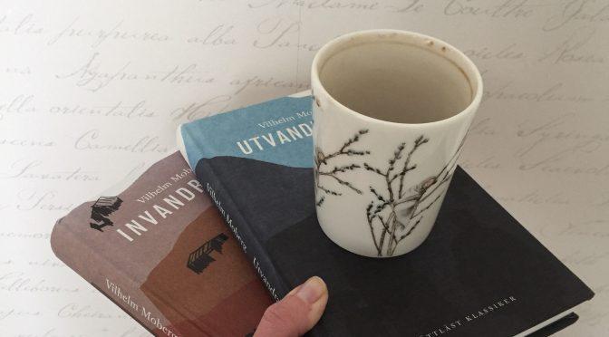 Utvandrarna av Vilhelm Moberg – lästips om du lär dig svenska